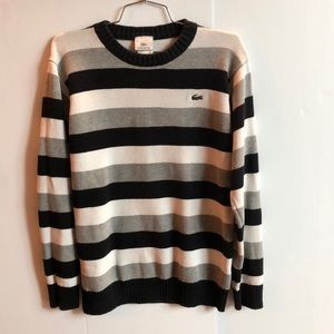 LaCoste Striped Sweater